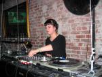 Moody Eva on the sets @ Dragon Bar 01/29/04