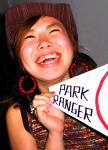 A Very Happy Park Ranger