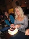 Highlight for Album: Abigail's birthday dinner @ Colibri - 02/17/08