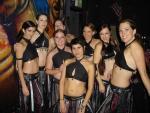 members of Urban Tribal, San Diego, 11/04