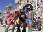 Highlight for Album: Jeff's Burningman Pics