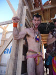 Highlight for Album: Wednesday @ The Deep End / Burning Man 2008