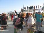 Highlight for Album: Saturday Night & Sunday Morning @ The Opulent Temple / Burning Man 2008