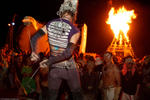 Highlight for Album: Opulent Temple Saturday Night @ Burningman 2009