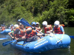 Highlight for Album: White Water Rafting @ American Whitewater Expeditions