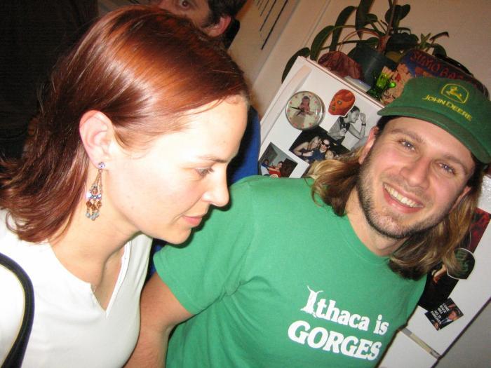 Amy & Misha