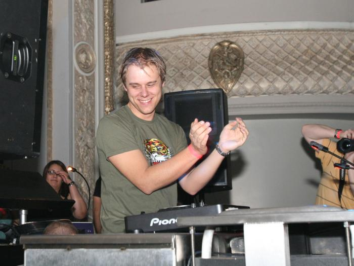 Armin Van Buuren @ Ruby Skye - 01/29/06