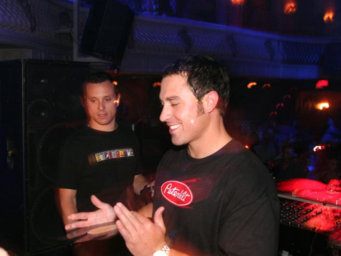 Elevation Tour Launch @ Ruby Skye - 09/30/05