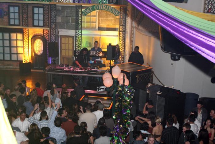 Ruby Skye Mardi Gras Celebration w/ DONALD GLAUDE - 02/25/06