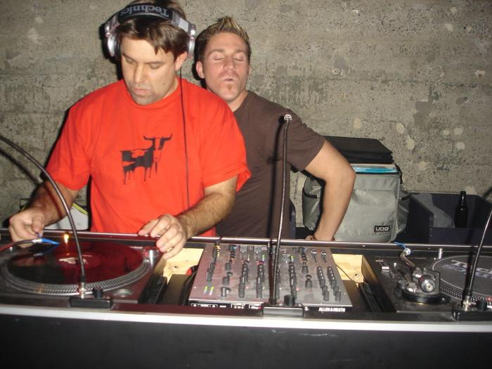 A-TEAM (Heroes of the Underground) @ Mezzanine - 01/21/05