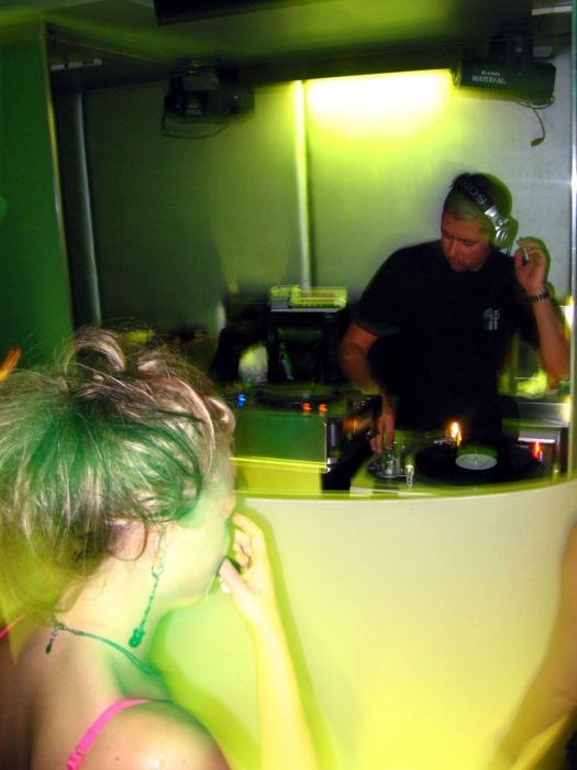Sno-Drift 4 Year Anniversary w/ Mark Farina - 09/25/04