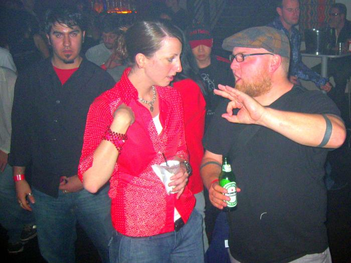 Meat Katie @ Mezzanine - 05/05/04