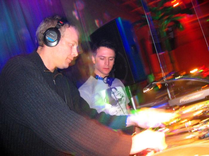 Beatmatch @ the Mezzanine - 02/27/04