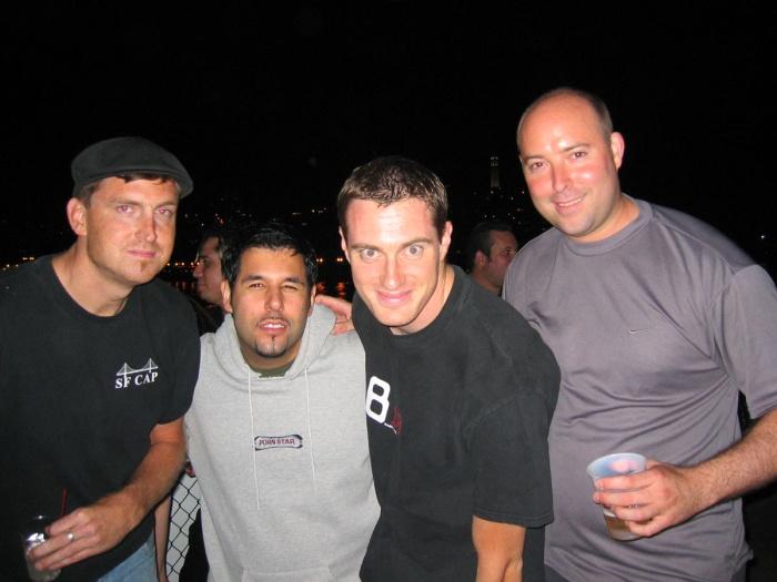 Kinky Funk Boat Party - 09/21/03