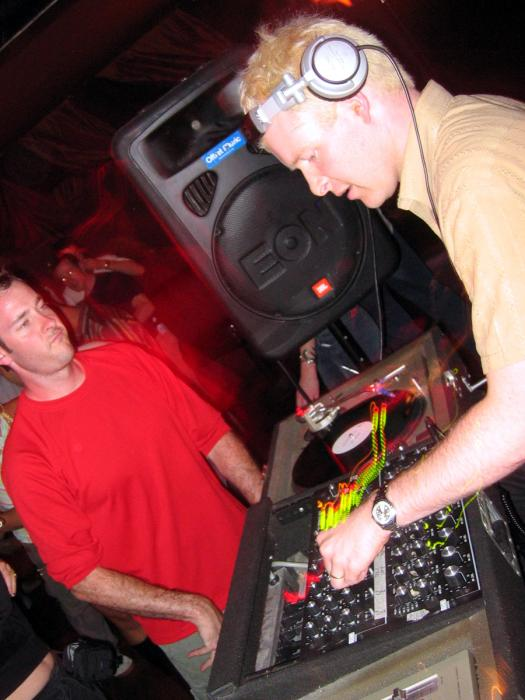 """""""The Answer"""" CD Release Party - 07/04/04"""
