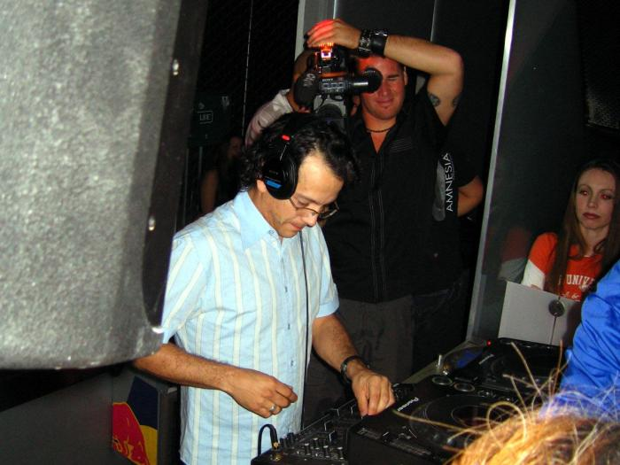Sno-Drift 4 Year Anniversary w/ Mark Farina - 09/25/04