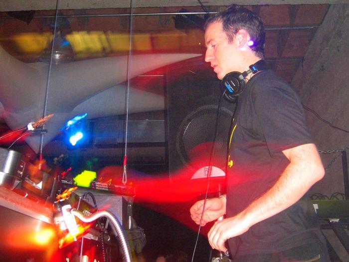 """Spundae presents SASHA """"Involver"""" Tour - 07/02/04"""