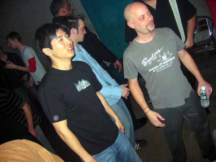 Spundae 11 Year Anniversary - 02/15/04