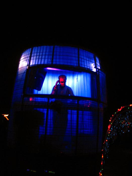 Opulent Temple @ Burning Man 2004