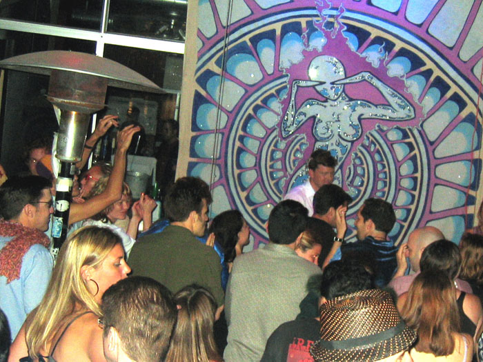 Infuse: A Tribal Odyssey @ Kelly's Mission Rock - 05/15/04