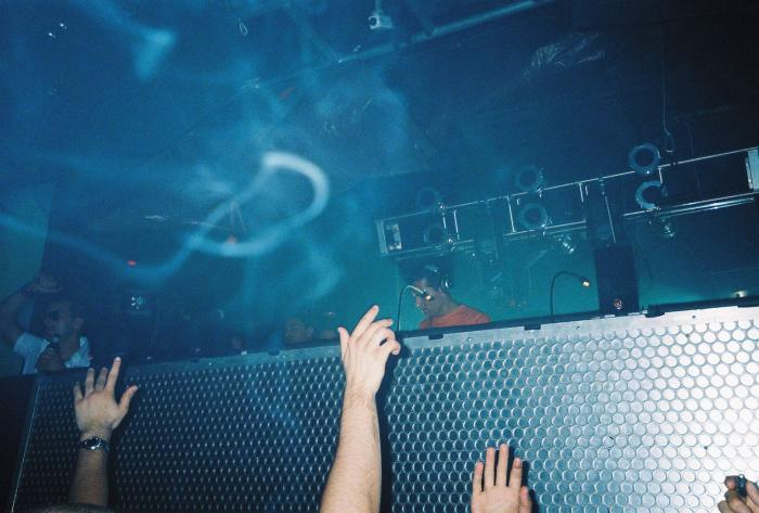 Club Space (3-7-04)