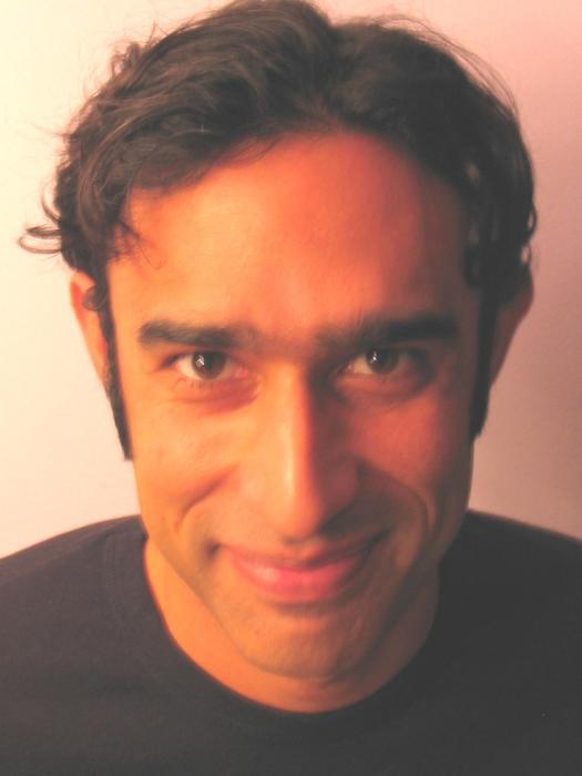 Tuhin Roy - Headshot - 11/15/03