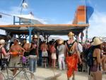 Highlight for Album: FlirtyFlirty Burning Man 2006