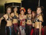 members of Ultra Gypsy with Princess Farhana