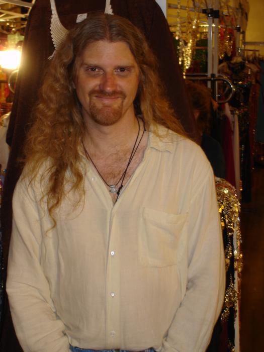 Tim Rayborne