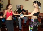 Ansuya, Rachel dance off
