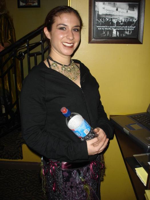 Andrea of UG