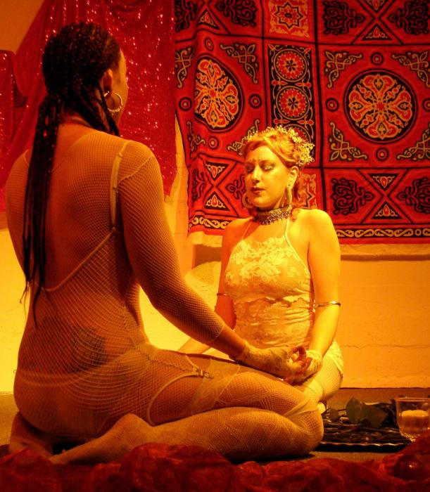 Bast & Tallula Sullis, Opening Tantric Ritual