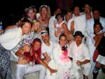 Opulent White Party