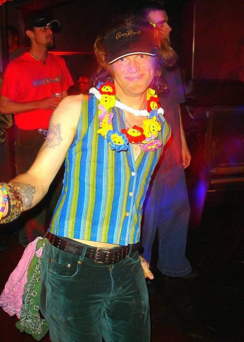Mikey, rave or die