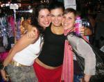 Carleigh, Suhaila and Erica