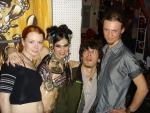 Joyleaf, Rachel, Kaeli, Tobias