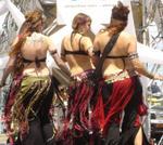 Highlight for Album: Ultra Gypsy at the How Weird Street Festival 05.01.05