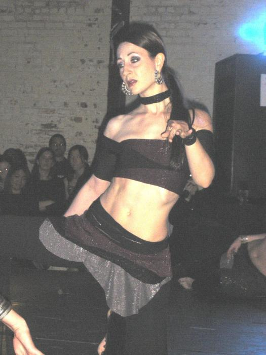 Heather of Urban Tribal/Trouble