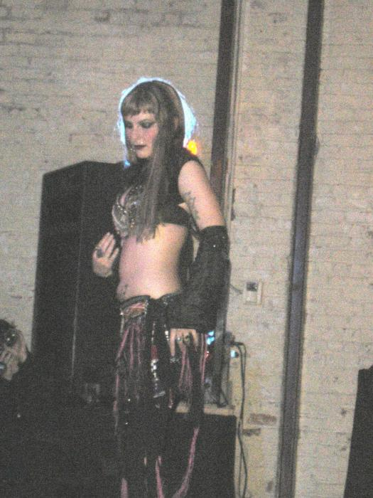 Kami Liddle GORGEOUS tribal fusion lady!