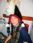 Bolocado made the costumes