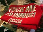 f*** me I'm famous ibiza t-shirt