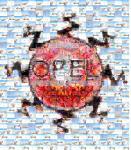 opel logo  nobkgrnd Mosaic