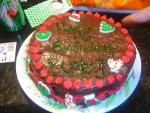 The Beautiful Cake i made for Busta