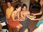 Highlight for Album: Kathy and Kris's Birthdays - 07/13/07