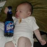 Irish baby...
