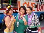 Guam Girls at LOVEFEST 07
