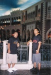 EJ & Lil Ceas @ the Venetian