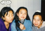 Haha Old pic w/ my cousins (nikko, me, daisy) ::OREO's::