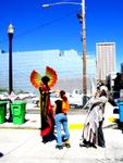 Highlight for Album: The Black Rock Arts Foundation COMMUNITY ART CARNIVAL - 07/31/05