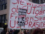 Highlight for Album: Munich Antiwar Protests - Apr'03
